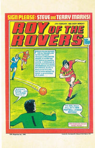 RR 68 - Comic Cover from 27th February 1982