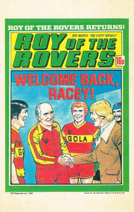 RR 69 - Comic Cover from 20th March 1982