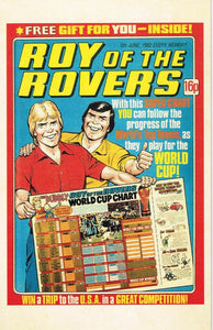 RR 72 - Comic Cover from 5th June 1982
