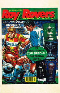 RR 95 - Comic Cover from 25th January 1992