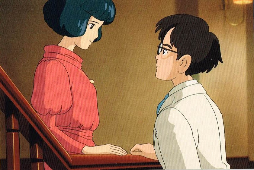 SG 02 - The Wind Rises. 2013