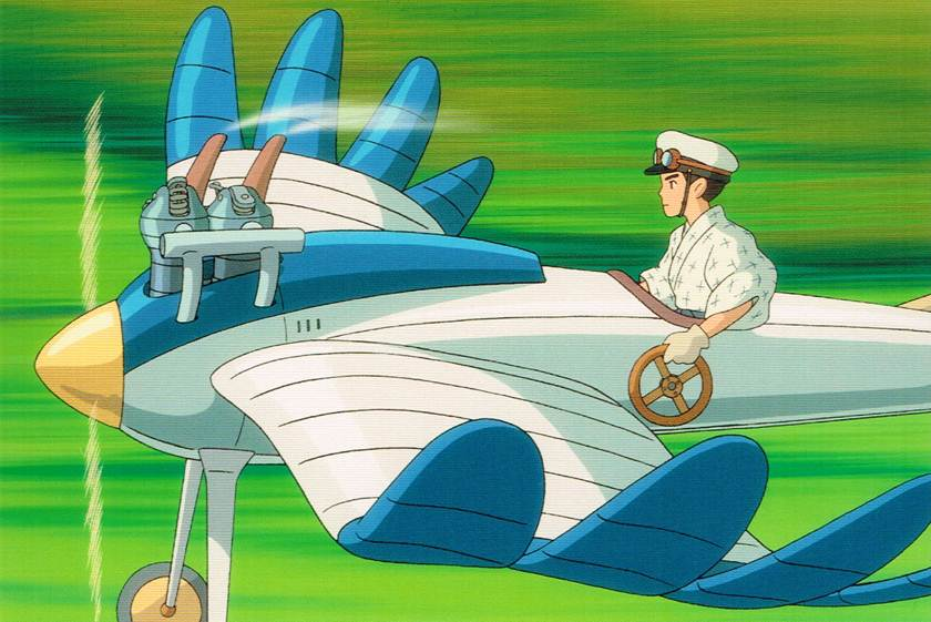 SG 03 - The Wind Rises. 2013