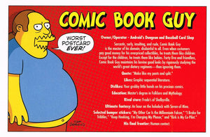 SS 07 - Comic Book Guy