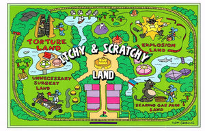 SS 11 - Itchy & Scratchy Land