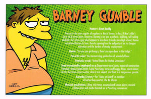 SS 13 - Barney Gumble