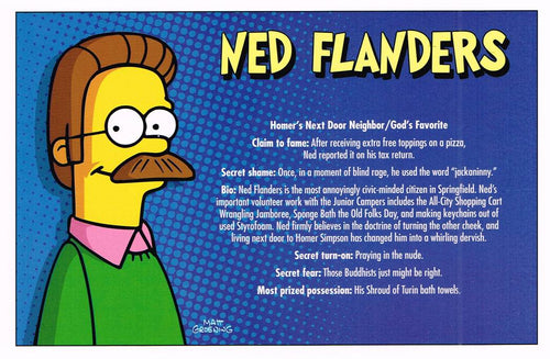 SS 29 - Ned Flanders