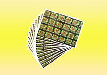 10 pieces - Historical Ceramic Tiles