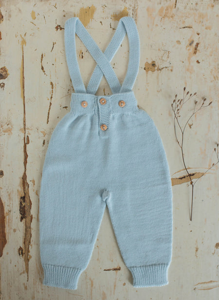 Sancho Baby Dungaree - orkids boutique