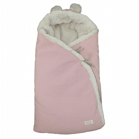 Baby Teddy nest pink - orkids boutique