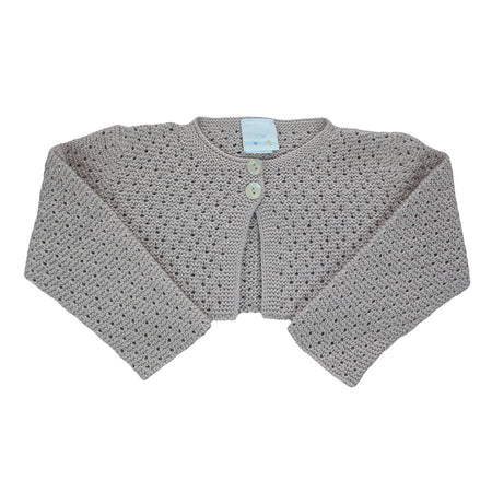 Baby Girls Lilac Cardigan - orkids boutique