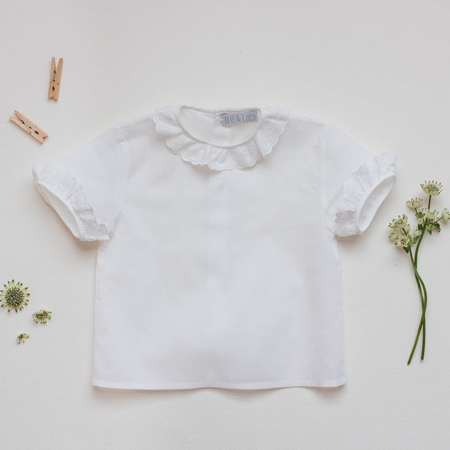 Candela Baby blouse - orkids boutique