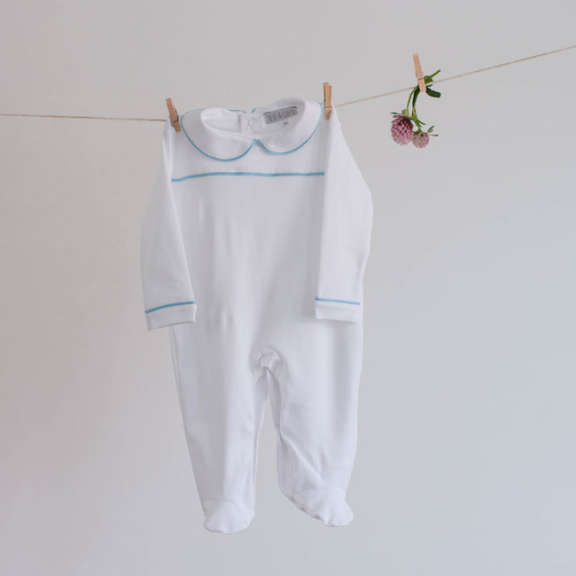 Baby Boy Sleepsuit - orkids boutique
