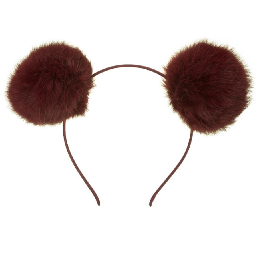 Pom-Pom Hairband - orkids boutique