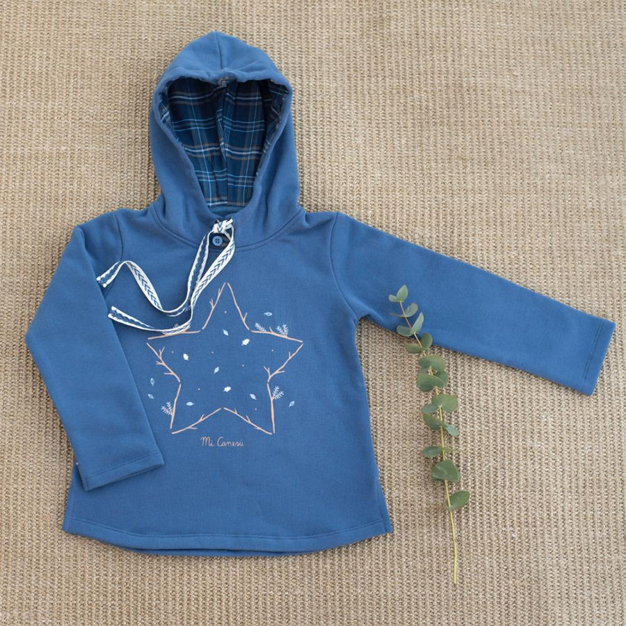 Boy Jogging Blue Sweatshirt - orkids boutique