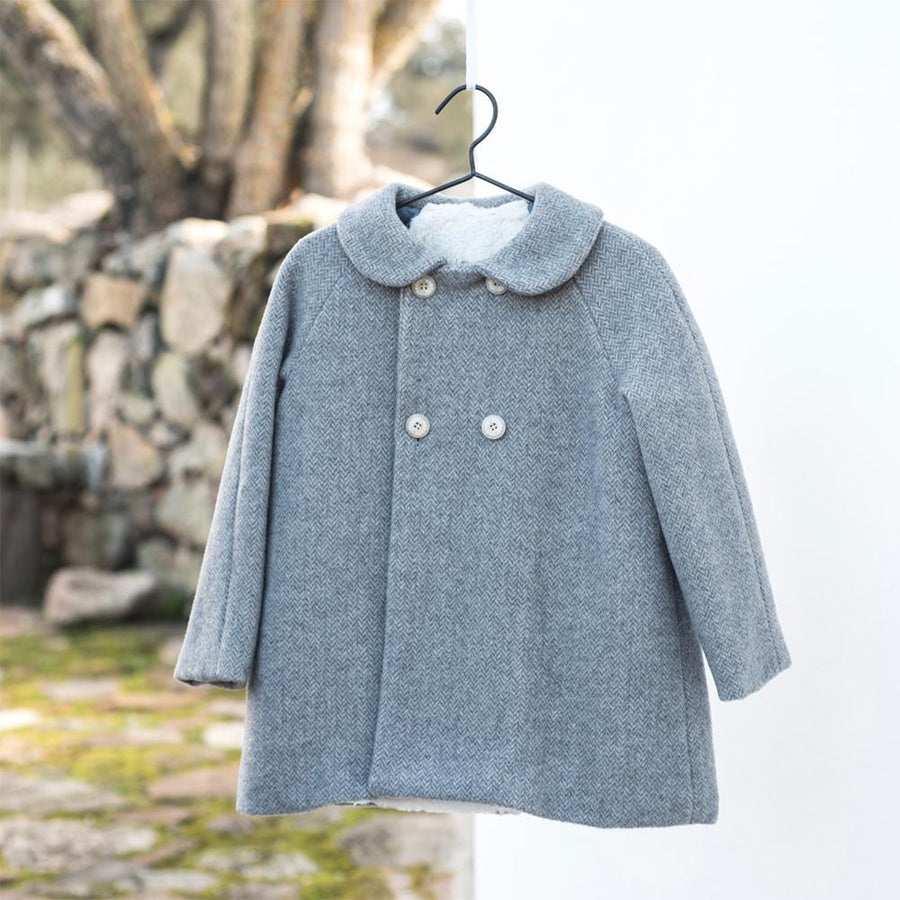 Unisex Espiga Coat - orkids boutique