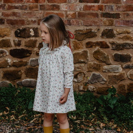 Noa Girl dress - orkids boutique