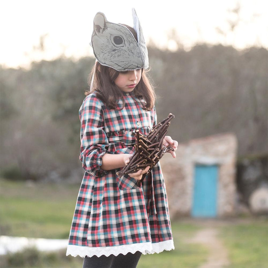 Ribeira girl dress - orkids boutique