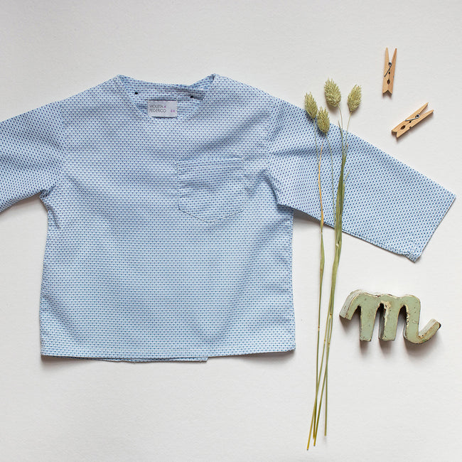 Runo baby shirt - orkids boutique