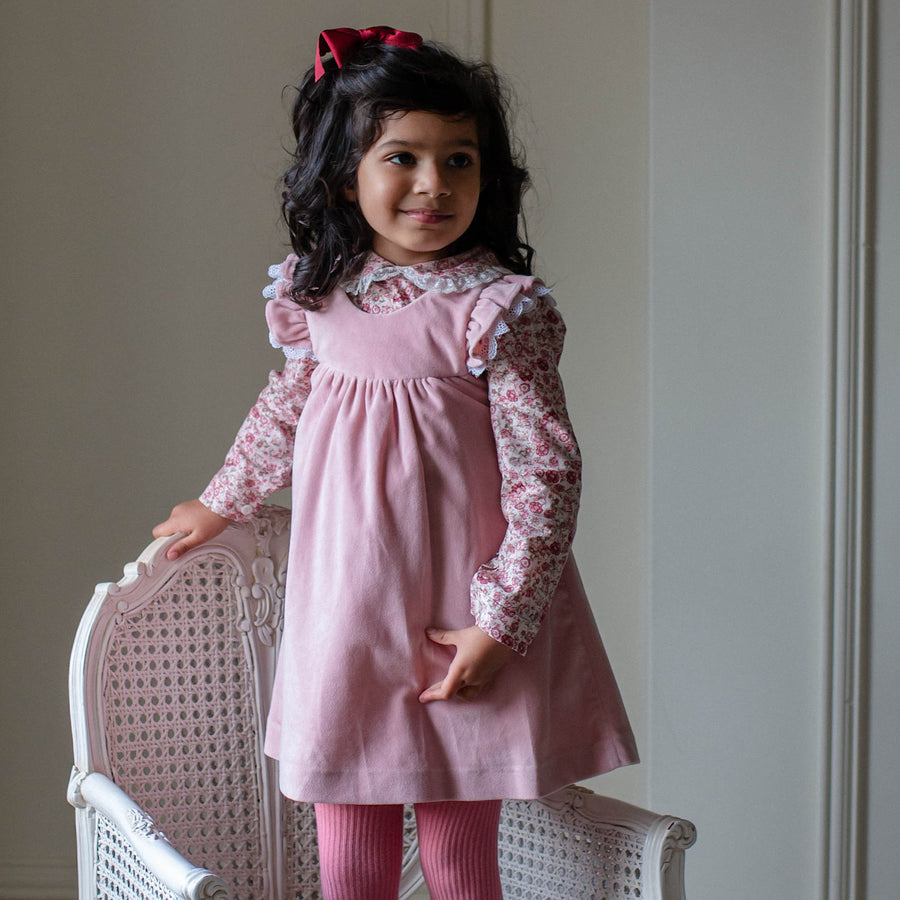Albita Girl blouse - orkids boutique