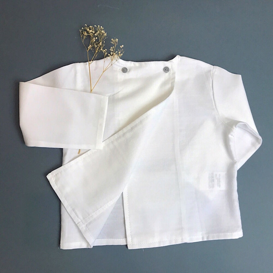 Cotton Shirt - orkids boutique