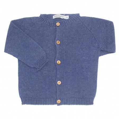 Baby Blue knitted cardigan - orkids boutique