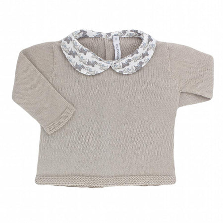 Baby doggy knitted jumper - orkids boutique