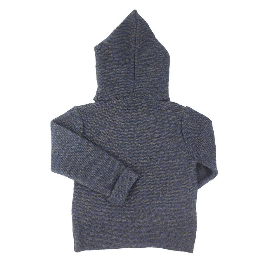 Boys Jusper Blue knitted jumper - orkids boutique