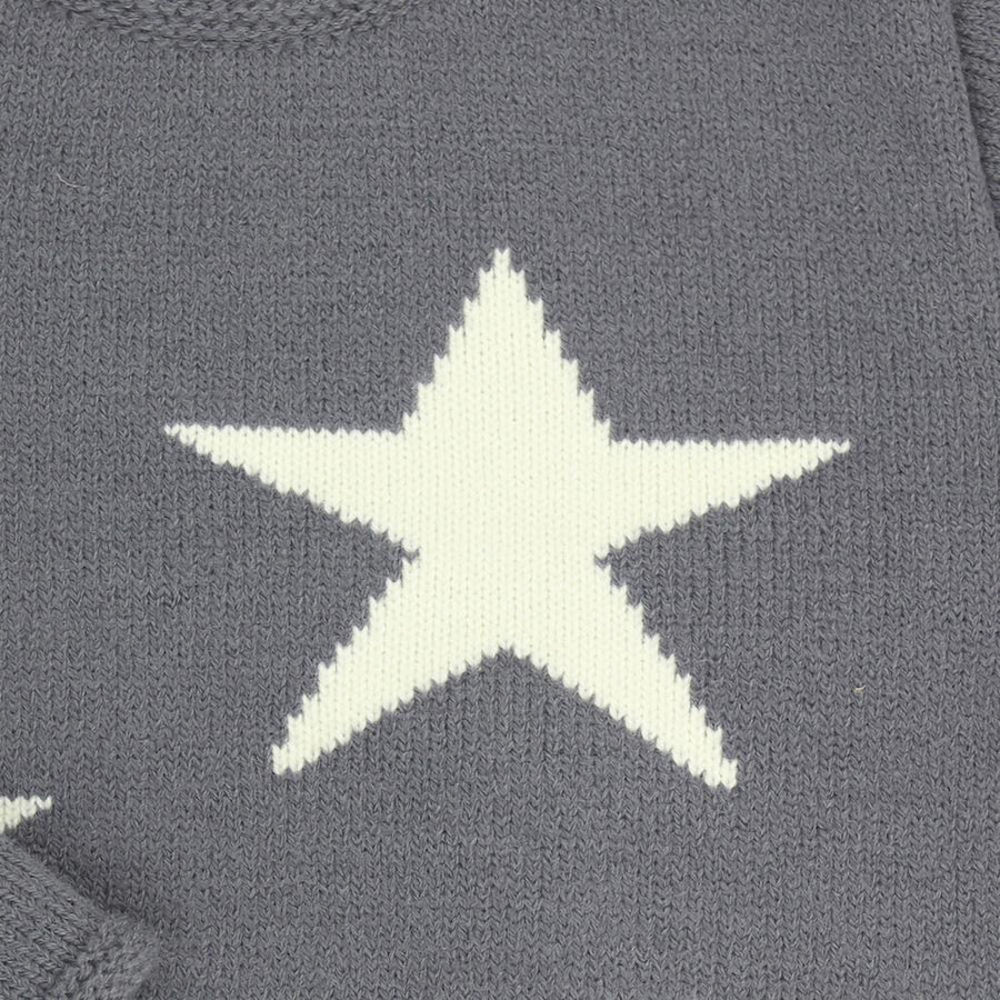 Unisex Stars knitted jumper - orkids boutique