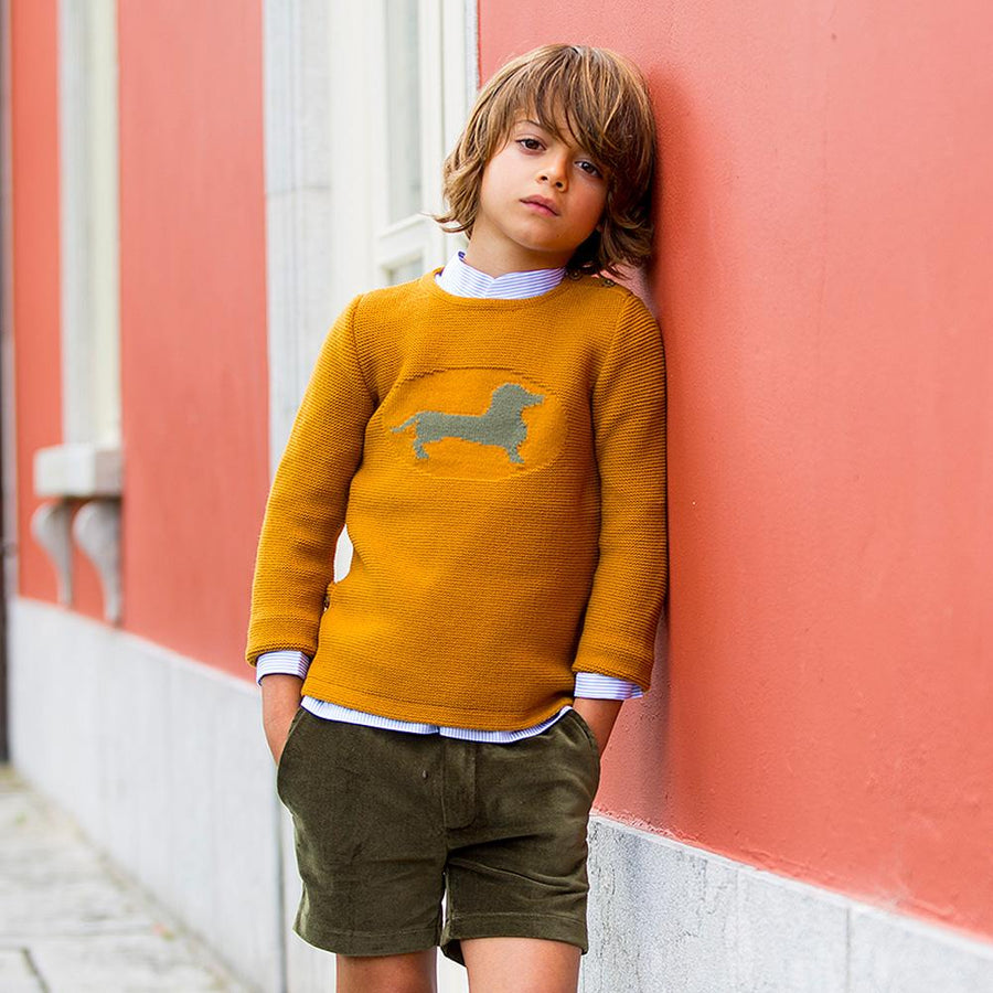 Teckle Knitted Jumper - orkids boutique