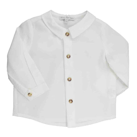Baby cotton shirt - orkids boutique