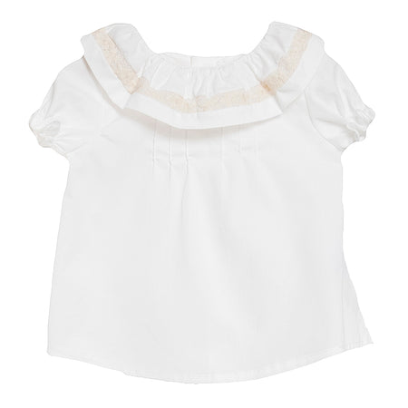 Baby Frilly Blouse - orkids boutique