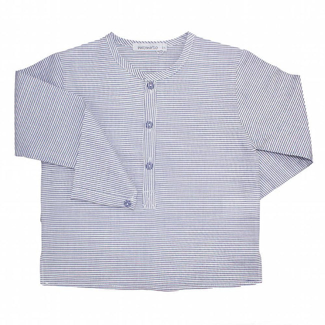 Boy Summer cotton shirt - orkids boutique