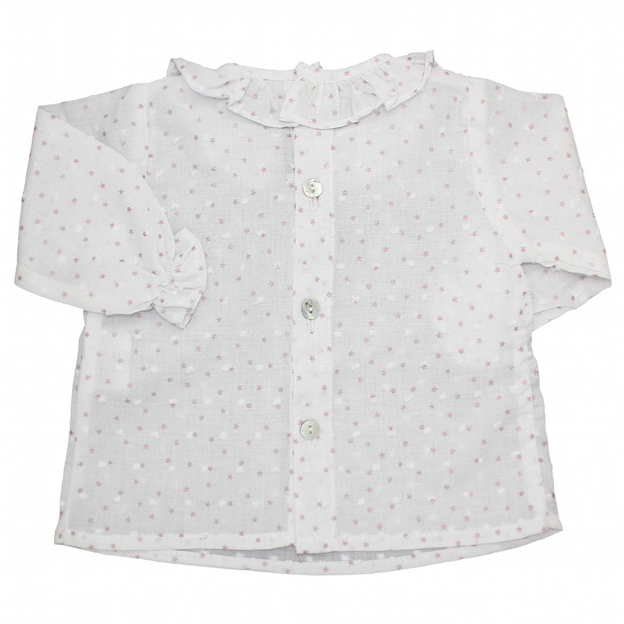 Baby Girl Blouse - orkids boutique