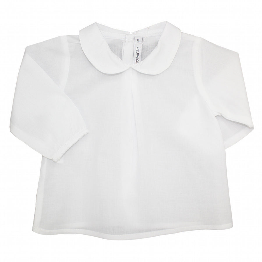 Baby collar Blouse - orkids boutique