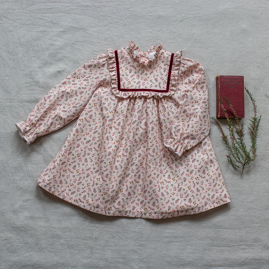 Olaia Girl dress - orkids boutique