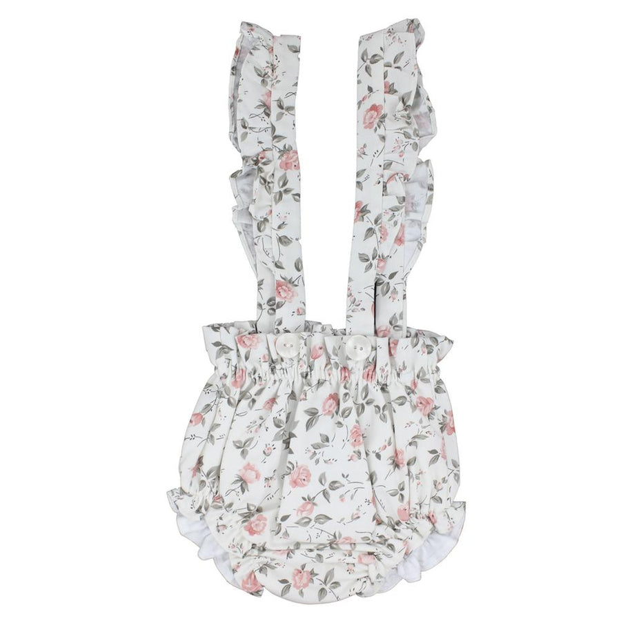 Baby girl floral Bloomers - orkids boutique