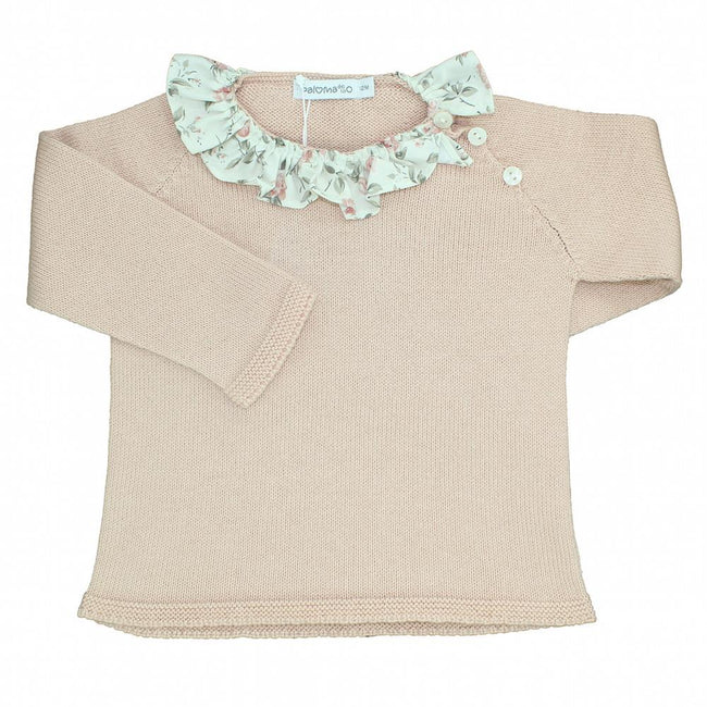 Baby girl floral Jumper - orkids boutique