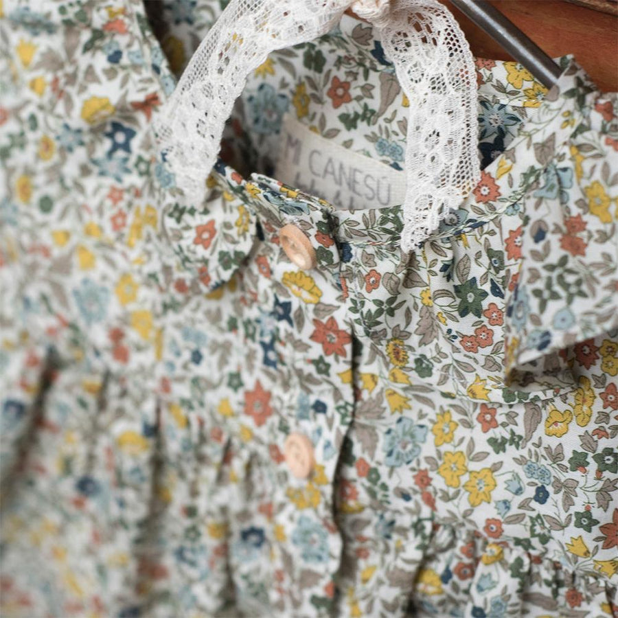 Liberty Forest Blouse - orkids boutique