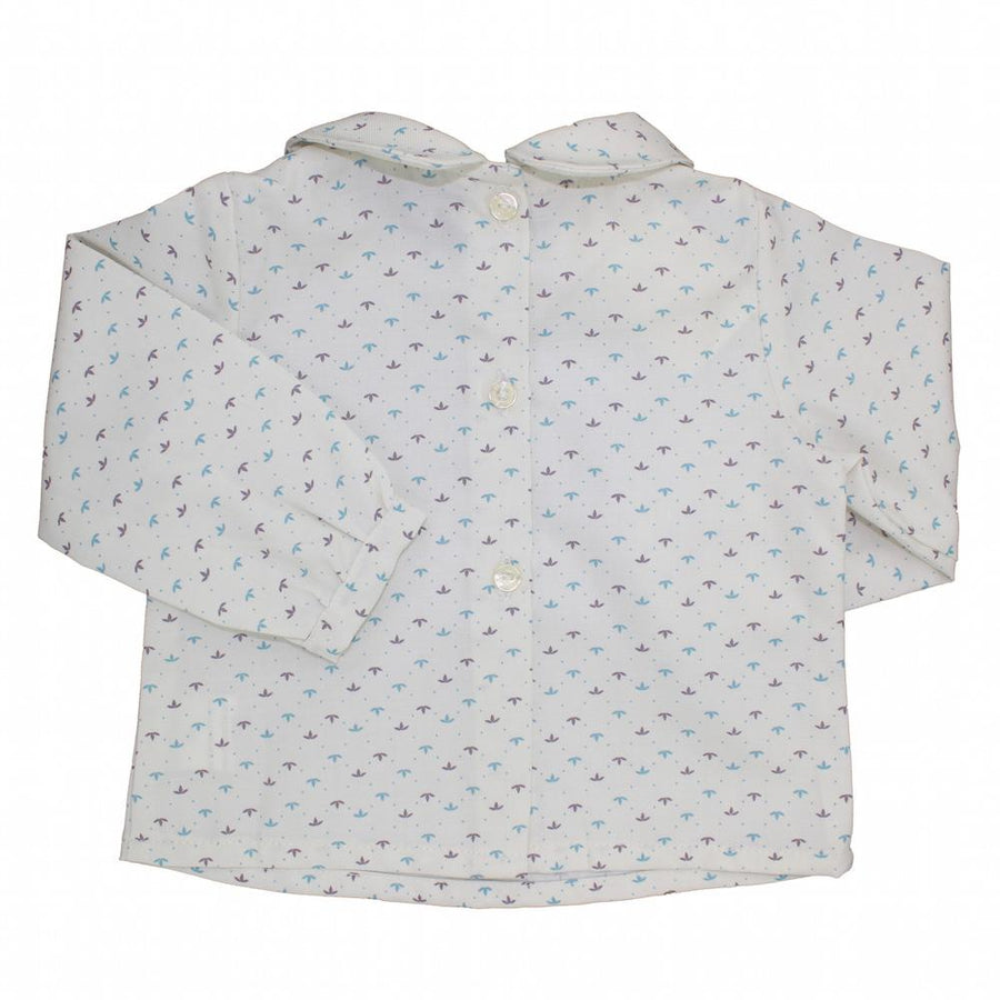 Baby Autumn blouse - orkids boutique