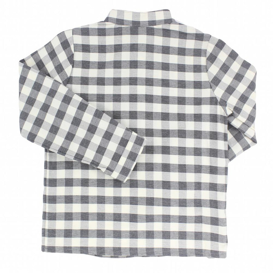 Boys checked shirt - orkids boutique