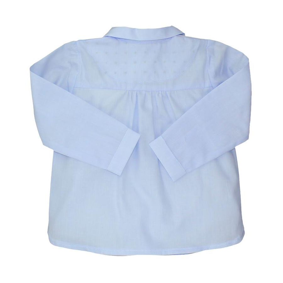 Fil a Fil Baby Shirt - orkids boutique