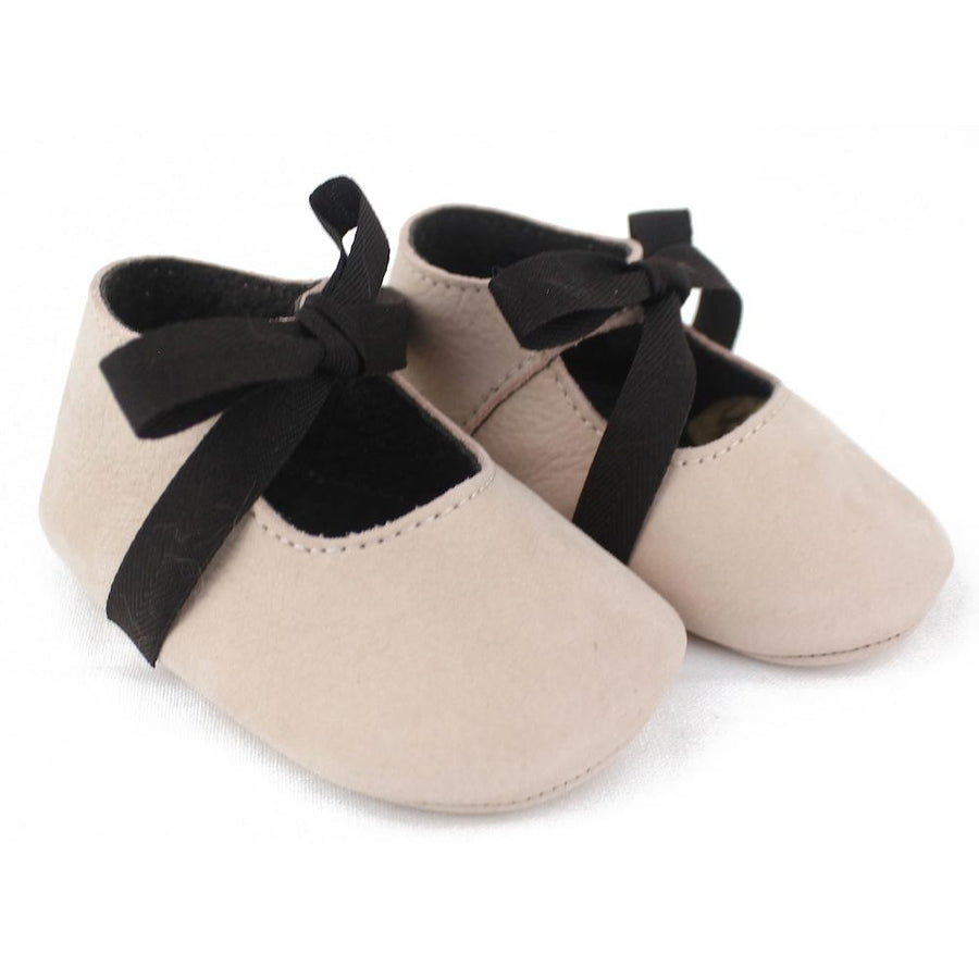 Baby girl leather shoes - orkids boutique