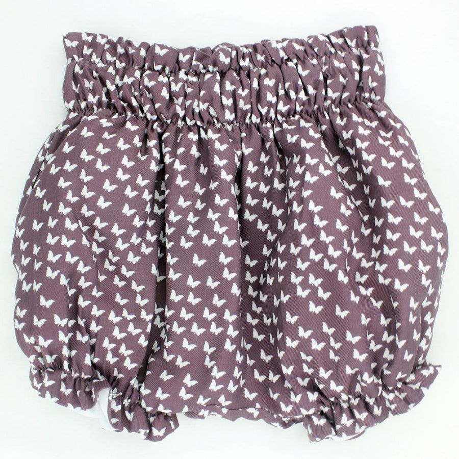 Baby girl butterfly bloomers - orkids boutique