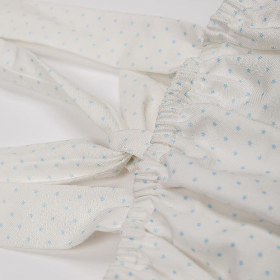 Blue Star Baby short - orkids boutique