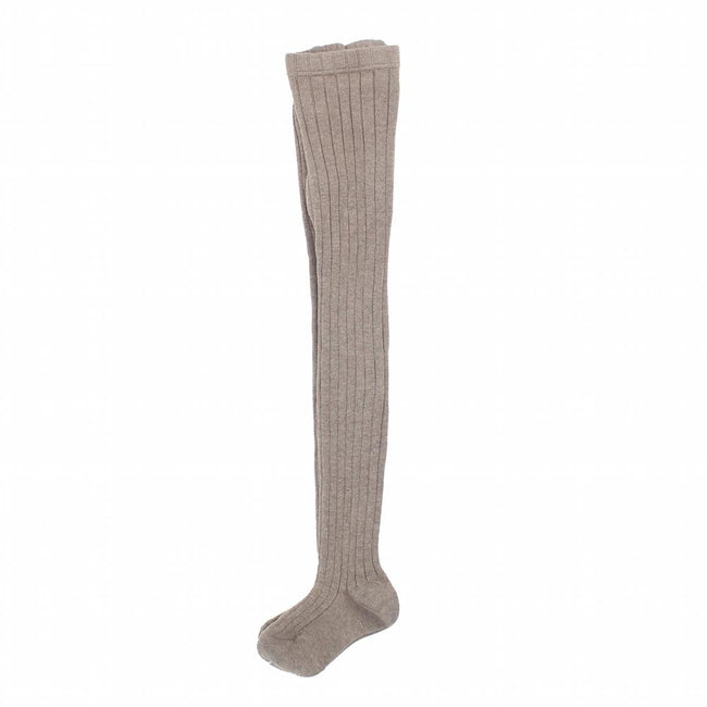 Ribbed tights Trunk - orkids boutique