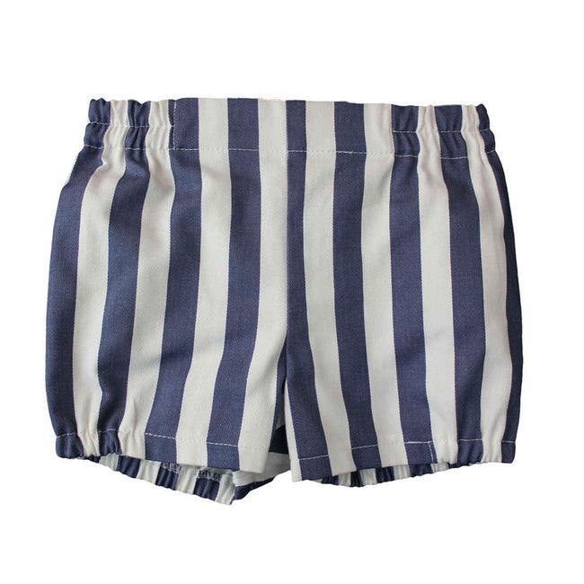 Boys Striped Shorts - orkids boutique
