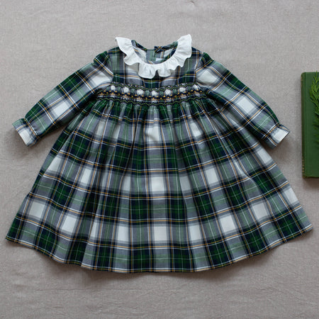 Alodi Baby Girl dress - orkids boutique
