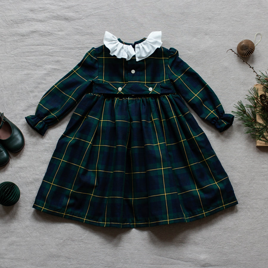 Albane Girl dress - orkids boutique