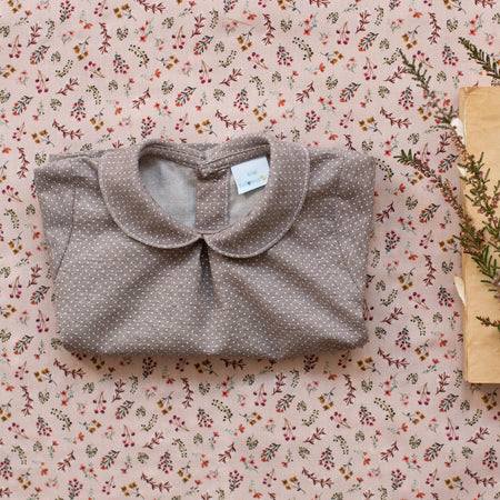 Azalea Baby collar shirt - orkids boutique