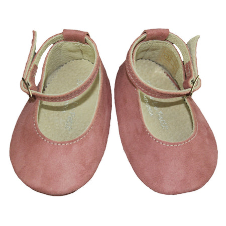 Dusty Pink Ballerinas - orkids boutique
